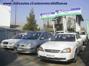 Automotora FullFamas