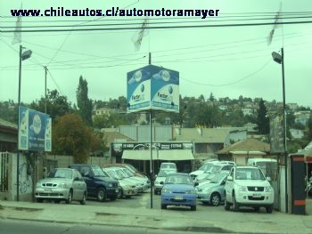 Automotora Mayer - Quilpué