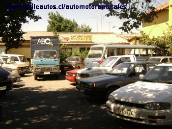 Automotora Morales - Rancagua