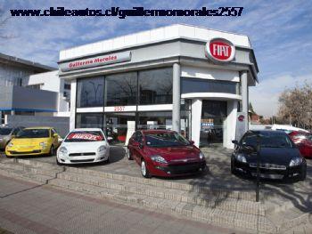 Automotora Guillermo Morales - División Fiat