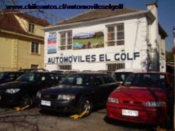 Automóviles el Golf