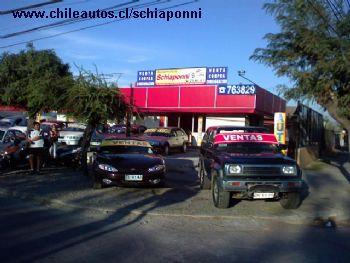 Automotora Schiaponni - Rancagua