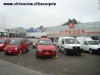 Automotora Bauer - Concepción