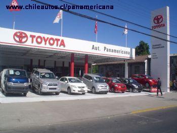 Automotriz Panamericana - San Fernando