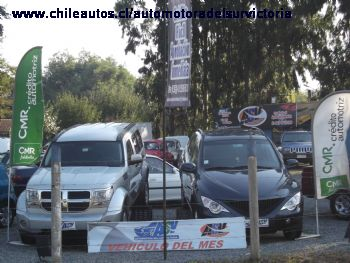 Automotora Del Sur - Victoria