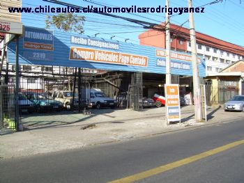 Automoviles Rodrigo Yañez