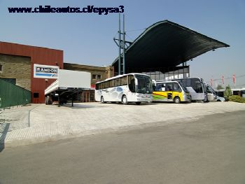 Buses Nuevos Epysa
