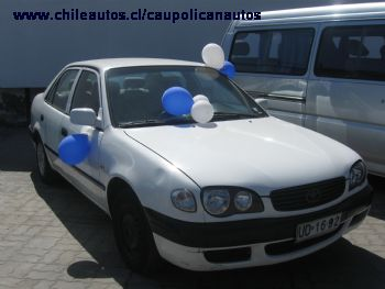 Caupolican Autos - La Calera