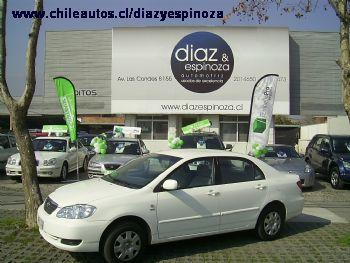 Automotriz Diaz y Espinoza Ltda.