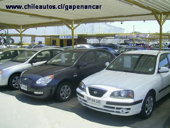 Automotora Gapenancar Ltda.