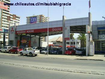 Mitsubishi Gracia - Bilbao