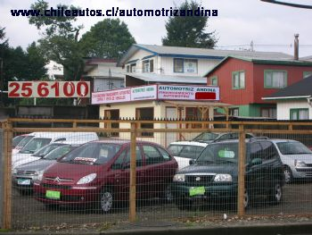 Automotriz Andina - Puerto Montt