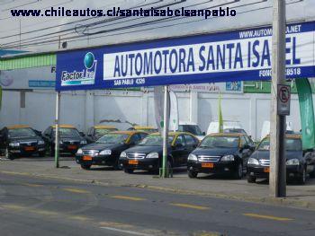 Automotora Santa Isabel San Pablo