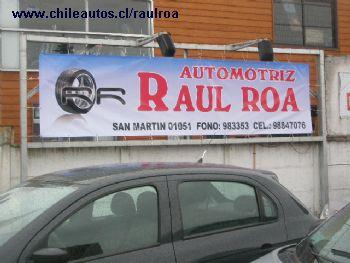 Raul Roa - Temuco