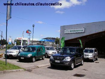 Autocastillo - Temuco