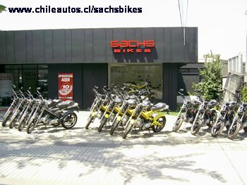 Sachs Bikes
