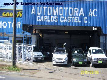 Automotora Carlos Castel