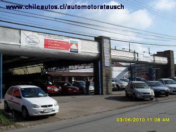 Automotora Tausch - Curic�