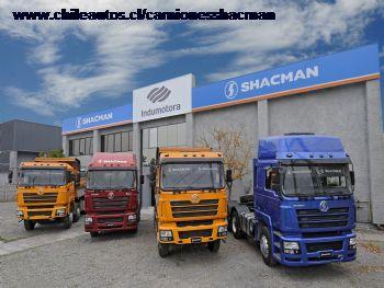 Camiones Shacman