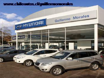 Automotora Guillermo Morales - División Hyundai