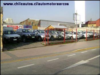 Automotora Arcos - Concepción