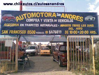 Parque Automotriz San Andrés