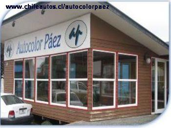 Autocolor Paéz - Osorno