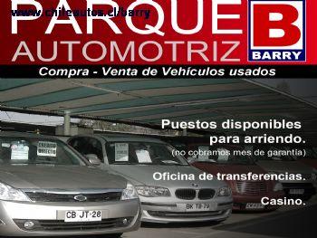 Automotriz Barry y C�a. Ltda.