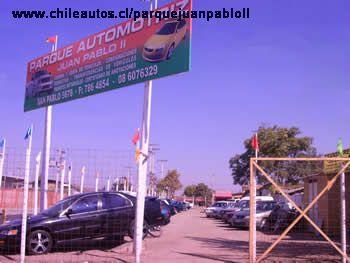 Parque Automotriz Juan Pablo II