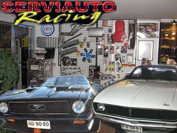 Serviauto Racing Restauración y Equipamiento