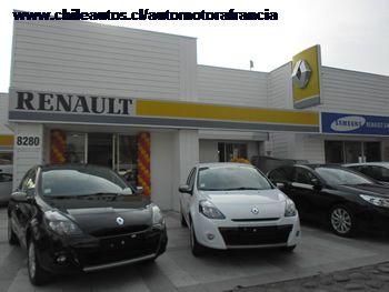 Automotora Francia S.A.