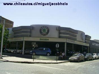 Automotora Miguel Jacob Helo