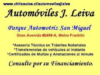 Autom�viles J. Leiva
