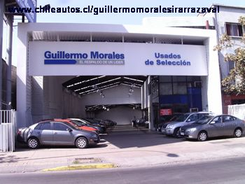Automotora Guillermo Morales - Divisi�n Irarr�zaval 1061 Chrysler