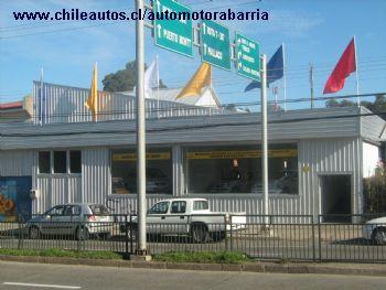 Automotora Barria Ltda. - Valdivia