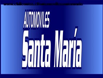 Automoviles Santa Mar�a - Los Angeles