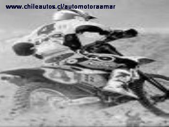 Automotora Amar - Los Andes