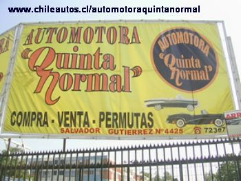 Automotora Quinta Normal