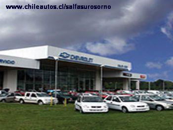 Automotriz Salfa Sur Ltda. Osorno